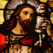 Jesus is the Lamb of God.
