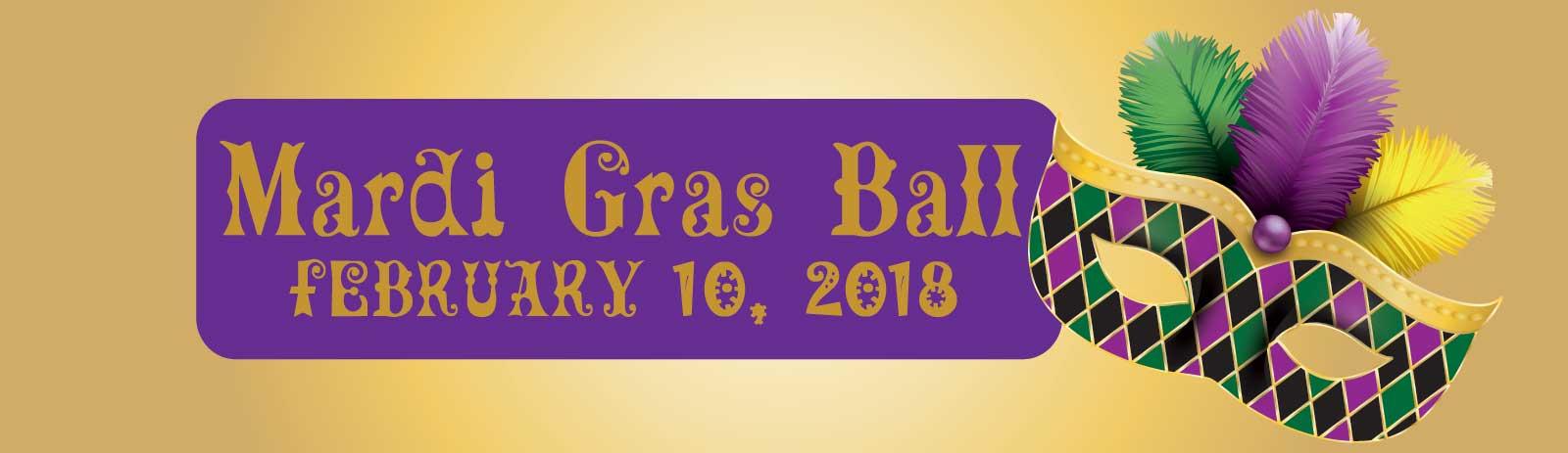 St. Katharine Drexel Mission - 2018 Mardi Gras Ball