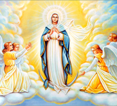 Feast Day of the Assumption of Mary