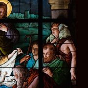 Nativity - Matthew 1:23 - St. Katharine Drexel Mission