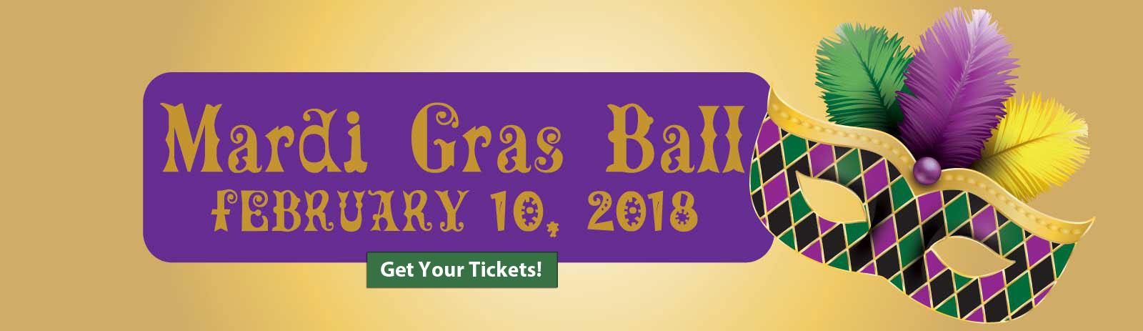 St. Katharine Drexel - Mardi Gras Ball
