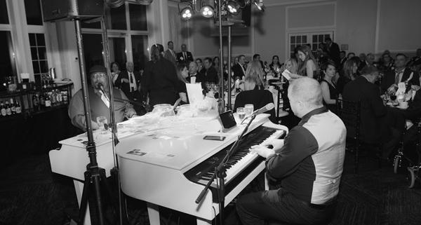 SKD Mardi Gras Ball - Dueling Pianos - Credit Joe Cashwell/Haymarket Joe Photography