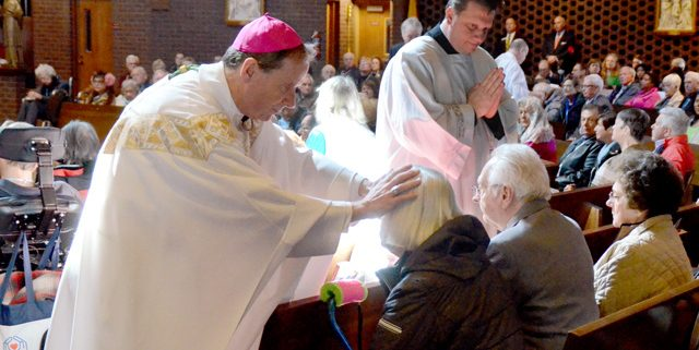 Anointing of the Sick - Mass