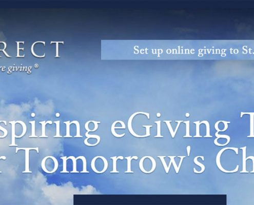 Give through Faith Direct