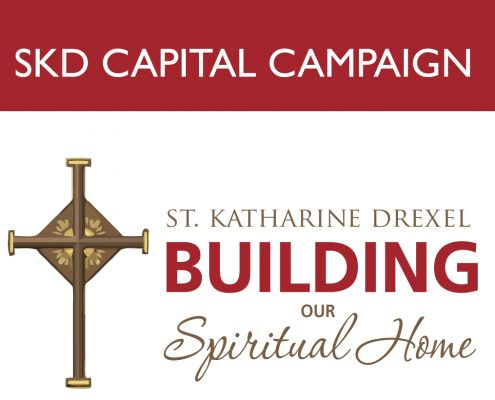 St. Katharine Drexel Capital Campaign