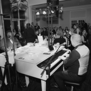 SKD Mardi Gras Ball - Dueling Pianos - Credit Joe Cashwell/Haymarket Joe Photography