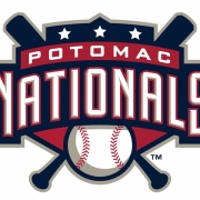 Potomac Nationals Logo