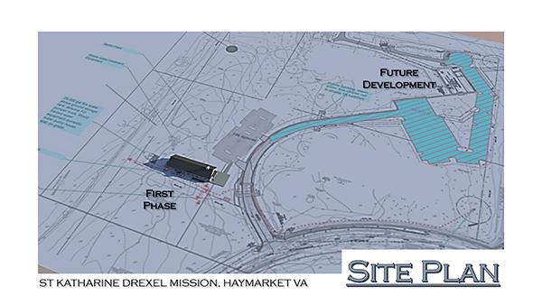 SKDM - Site Plan - June 2021